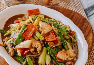 chicken chop suey recipe