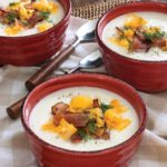 chilis loaded baked potato soup recipe