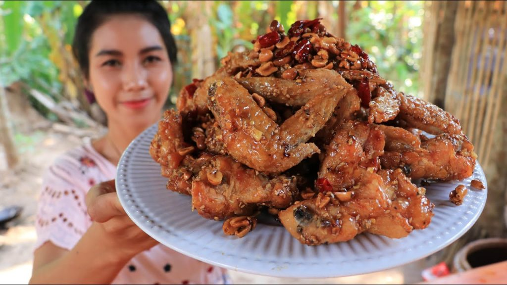 best crispy turkey wing recipe