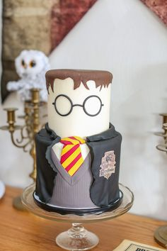 harry potter birthday cake hagrid