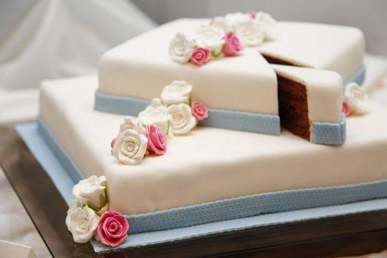 half sheet cake size