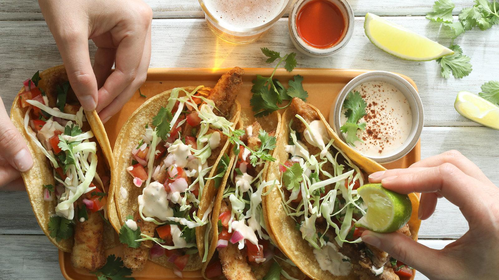 new york times fish tacos